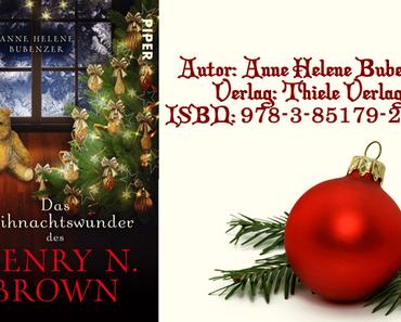 ¡Rezension!: Das Weihnachtswunder des Henry N. Brown