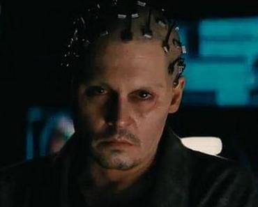 Johnny Depp in Sci-Fi Film