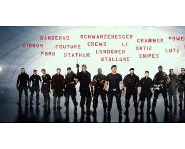 """Expendables 3″ Teaser"