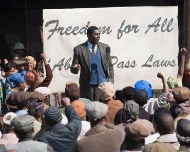 """""""Mandela: Der lange Weg zur Freiheit"""" von Justin Chadwick"""