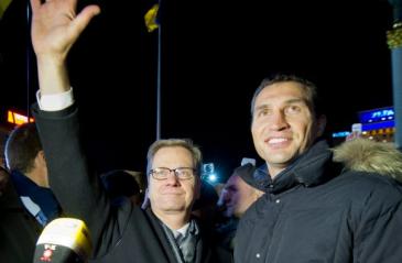 Boxeraufstand in der Ukraine