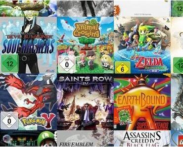 JETZT SPRING DOCH ENDLICH! – Der Games Jahresrückblick 2013