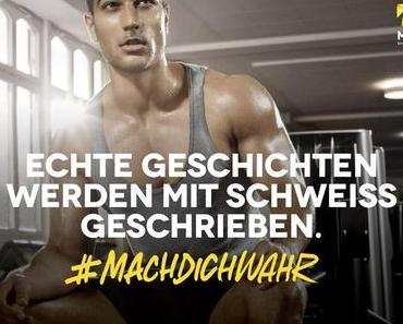 McFit Kampagne 2014 – #machdichwahr