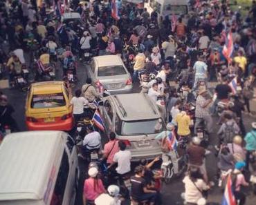 Thailand, Tag 22-25: Bangkok