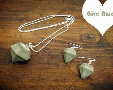 DIY: Diamonds for a girl und kleines Give Away