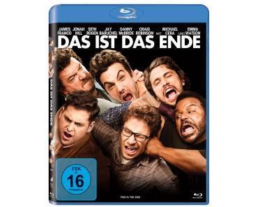 Filmkritik 'Das ist das Ende' (Blu-ray)