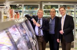 Supermarkt senkt Energiekosten um mehr als 50 Prozent