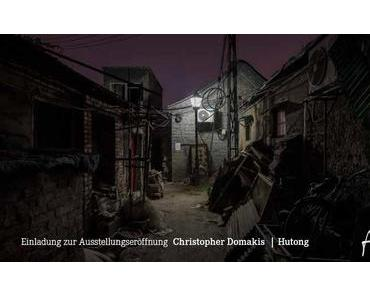 Fotogalerie f 75: Christopher Domakis | Hutong