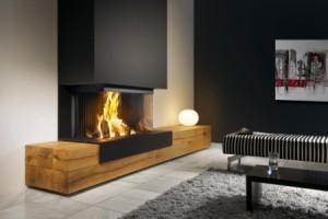 Heat Pure 90 3-seitig: Transparante Schönheit