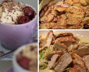 Jamie Oliver 30 Minuten Menü - Hähnchen mit Senfsauce
