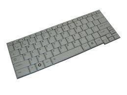Brand New OEM Toshiba Satellite U300 U305 Keyboard Silver Part# A000014900