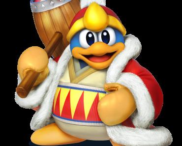 König Dedede ist im neuen Smash Bros. Ableger dabei