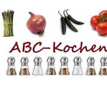 [Rezept] [Blogparade] ABC-Kochen A wie Ananas Frischkäse Soße mit Hähnchenschnitzel