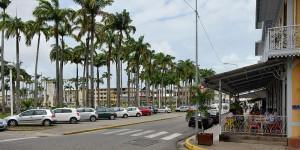 Cayenne, Französisch Guyana