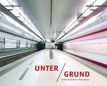 Micha Pawlitzki — UnterGrund