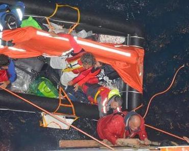 Pressemeldung: Costa Deliziosa rettet im Atlantischen Ozean acht Menschen auf einer Segelyacht aus Seenot