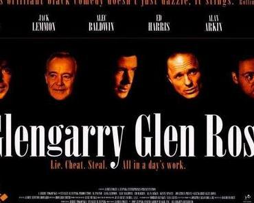Review: GLENGARRY GLEN ROSS – Langeweile im Schauspiellehrbuch