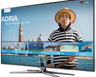 AIDA Cruises kommt jetzt auch auf den heimischen Smart TV mit einer App!