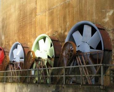 Von Fördertürmen, U-Booten und einem Geburtstag