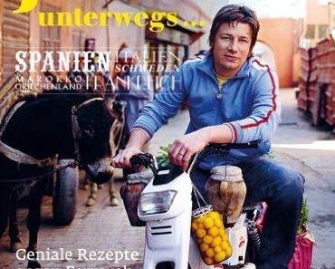 Buchrezension: Jamie unterwegs... von Jamie Oliver