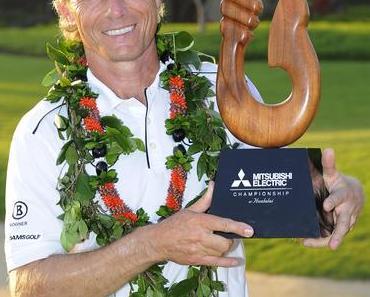 Mitsubishi Electric Championship at Hualalai – und der Gewinner ist...