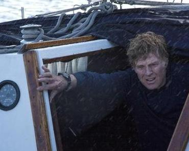 "Robert Redford, nackt – C.D. Chandors ""All Is Lost"""
