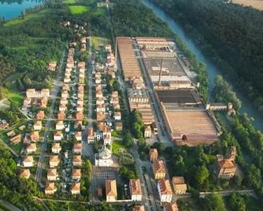 Comer See, Adda + die historische Fabrikstadt Crespi d'Adda
