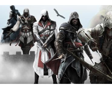 Assassin's Creed 5: Spielt der kommende Teil in Japan?