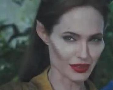 Maleficent: Neuer Trailer mit Angelina Jolie