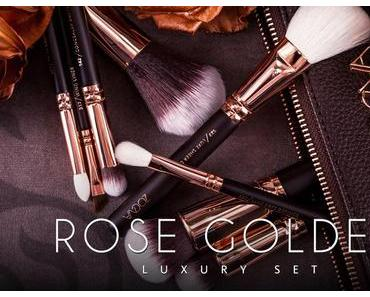 Zoeva Rose Golden Luxury Set Preview