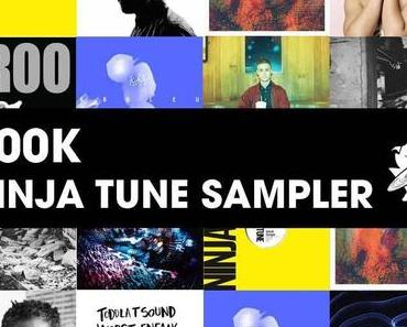 NINJA TUNE verschenkt Label-Sampler 200K