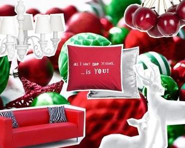 Inspiration: Weihnachtsdekoration