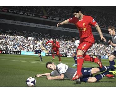 FIFA 14: Xbox One Update endlich verfügbar