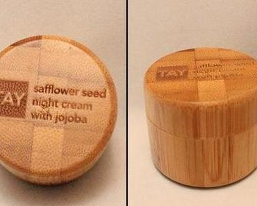 """[Review]: TAY """"safflower seed night cream with jojoba"""""""