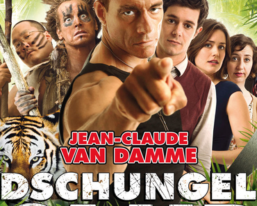 Trailerpark: Van Damme, der Herrscher der Wildnis - Trailer zu DSCHUNGELCAMP - WELCOME TO THE JUNGLE