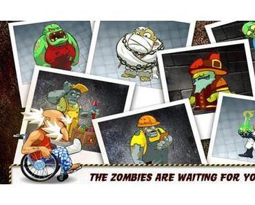 Opa und die Zombies ab sofort für Smartphones und Tablets erhältlich