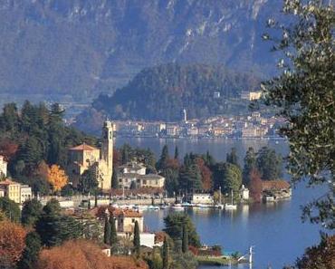 """Comer See und der """"Greenway del Lago di Como"""""""