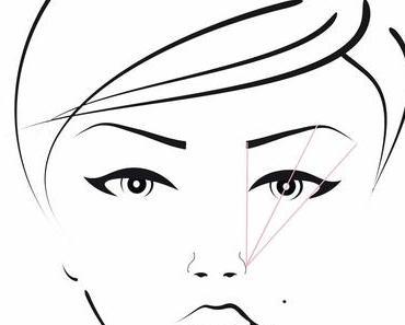 Augenbrauen - Finde die richtige Form