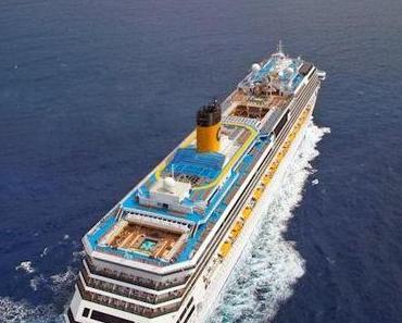 Urlaub der Extraklasse: Die Costa Pacifica Kreuzfahrten 2014
