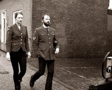Die Auswerterin oder: Das Ende von Auschwitz - Ein Bildbericht von den Theaterproben