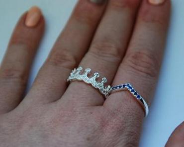 Bling-bling Baby, Diadem und Krönchen-Ring