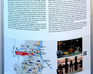Filmkulisse Comer See - Le stelle del Lago di Como