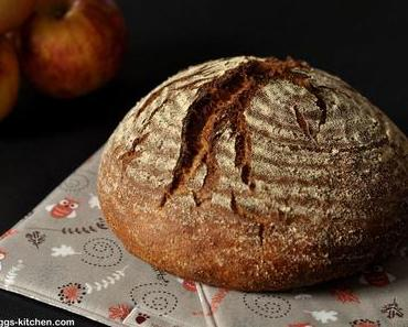 Synchron-Brot-Backen - Apflebrot