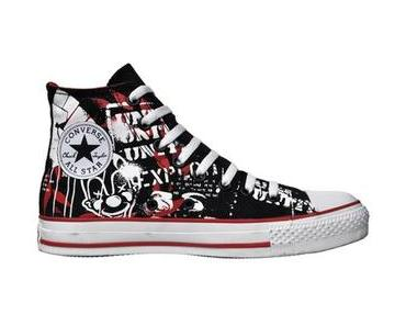 #Converse Chucks 110786 Street Art Limited Edition