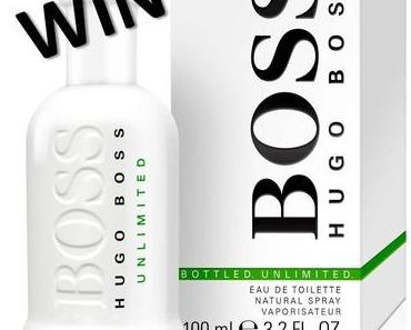 Win: Hugo Boss Bottled Unlimited for Men