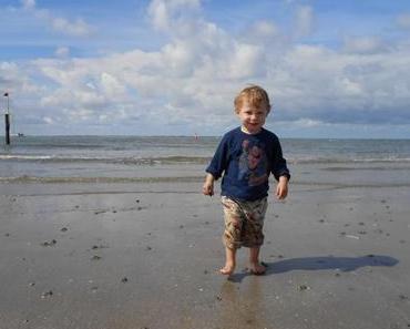 Die gestresste Familie – Urlaub an der Nordsee hilft!