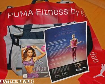PUMA Fitness Workshop in Frankfurt mit Fernanda Brandao