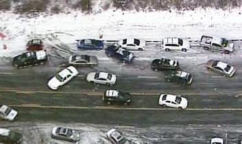 """Katrina aus Eis"": Wintersturm stürzt Atlanta ins totale Chaos"
