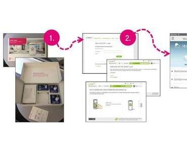 Masterprojekt h_da: Ergebnispräsentation Smarthome Unboxing