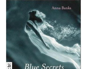 Anna Banks - Der Kuss des Meeres (Blue Secrets #1)